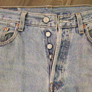 """Vintage Men's Levi""""s 501 Jeans Sz: 32 x 32"""